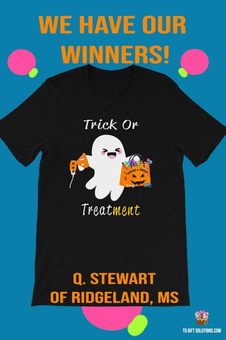 Respiratory Therapy Trick or Treatment T Shirt