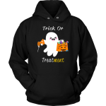 Respiratory Therapy Trick or Treatment Hoodie